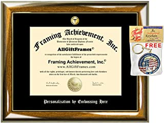Medical School Graduation Gifts Ideas Diploma Frames New Doctor Physician Osteopathic Medicine Graduate Degree Frame Walnut Wood Plaque Certificate