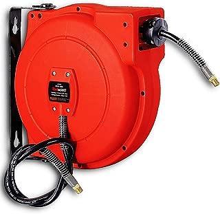 Best repair retractable hose reel Reviews