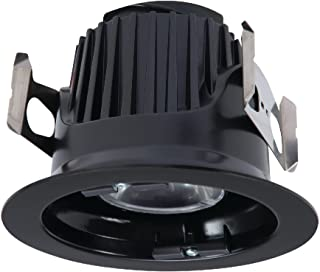 HALO SMD6R6927WHDM SMD 6 Integrated LED Recessed Round Trim Downlight Direct Mount 90 CRI 2700K CCT White