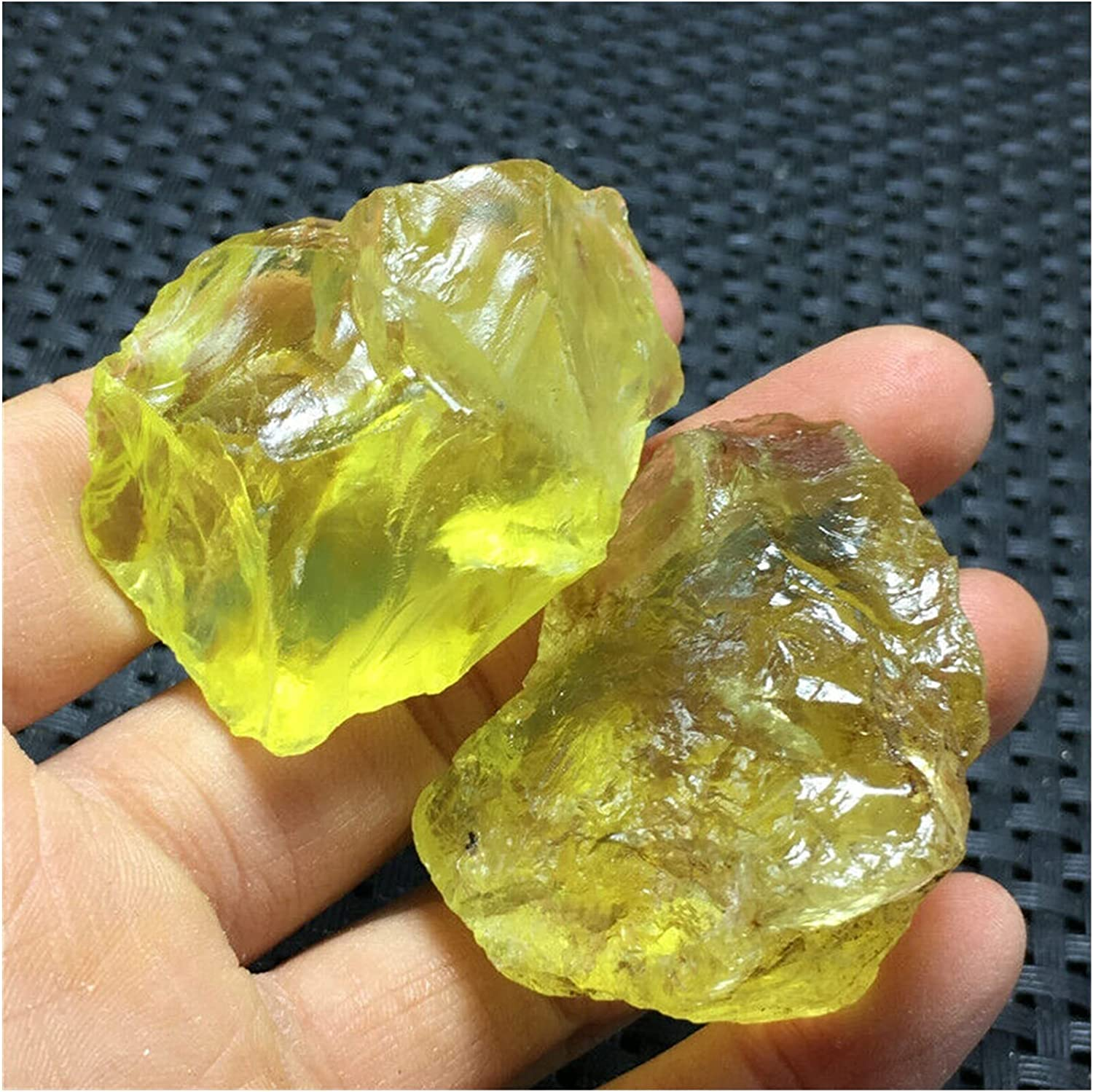 OFFicial We OFFer at cheap prices shop YSJJAXR Natural Crystal Citrine Rough 100g