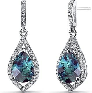 Best alexandrite drop earrings Reviews