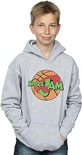 Boys Simple Logo Hoodie