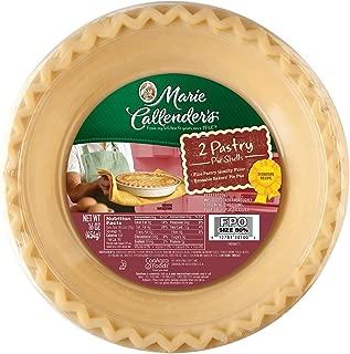 Marie Callender's Frozen Pastry Pie Crusts, 16 Ounce