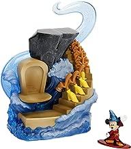 Jada Nano Metalfigs 99984 Toys Disney's Scene Display with Mickey Die Cast Figure, Color, Multicolor
