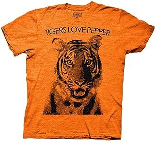 Ripple Junction Hangover Tiger Loves Pepper Adult T-Shirt