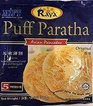 puff paratha