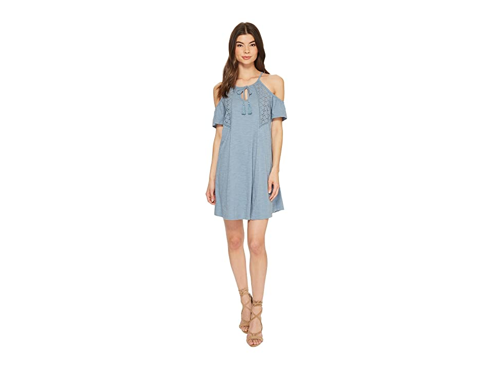 Roxy Enchanted Island Dress (Blue Shadow) Women