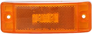 Grote 47073 SuperNova Sealed Turtleback II LED Clearance Marker Light (Built-in Reflector, Male Pin)