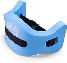 Aqua Fitness Exercise Belt   Foam Flotation Equipment for Low Impact Water Aerobics & Swimming Pool Resistance Workout   A...
