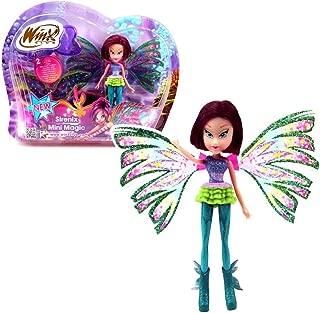 Winx Club - Sirenix Mini Magic - Tecna Doll with Transformation