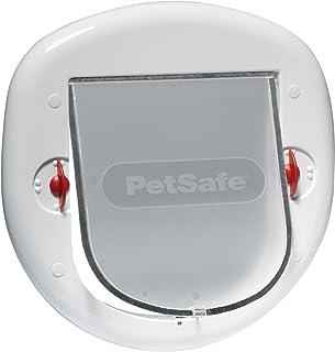 Pet Safe Big Cat/Small Dog Pet Door - White