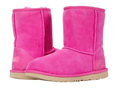 UGG Kids Classic II (Little Kid/Big Kid) (Rock Rose) Girls Shoes