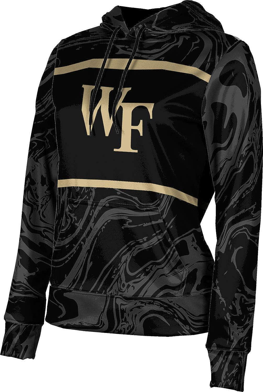ProSphere Wake Forest University Girls' Pullover Hoodie, School Spirit Sweatshirt (Ripple)