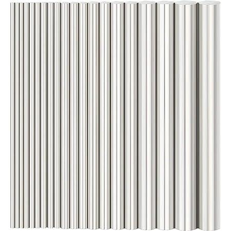 Diam 50cm X 6063 Aluminium Alloy Round Solid Rod Bar Shaft 3mm