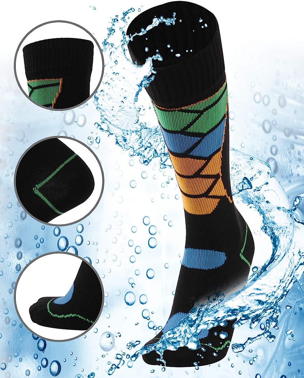 100% Waterproof Hiking Max 85% OFF Socks SGS RANDY Max 84% OFF SUN K Certified Unisex