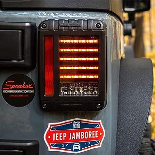 JW SPEAKER 0347541 279J Jeep ECE Tail Light Kit