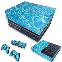 Capa Anti Poeira e Skin para Xbox One Fat - Aquático Água