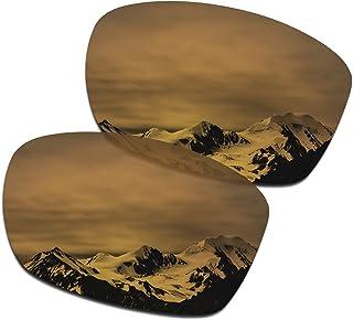 SmartVLT Men's Replacement Lenses for Oakley Jupiter Squared OO9135 Sunglass - More Options