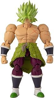 BANDAI Dragon Ball Super. Action figure Dragon Star da 17 cm. Super Saiyan Broly. 36190