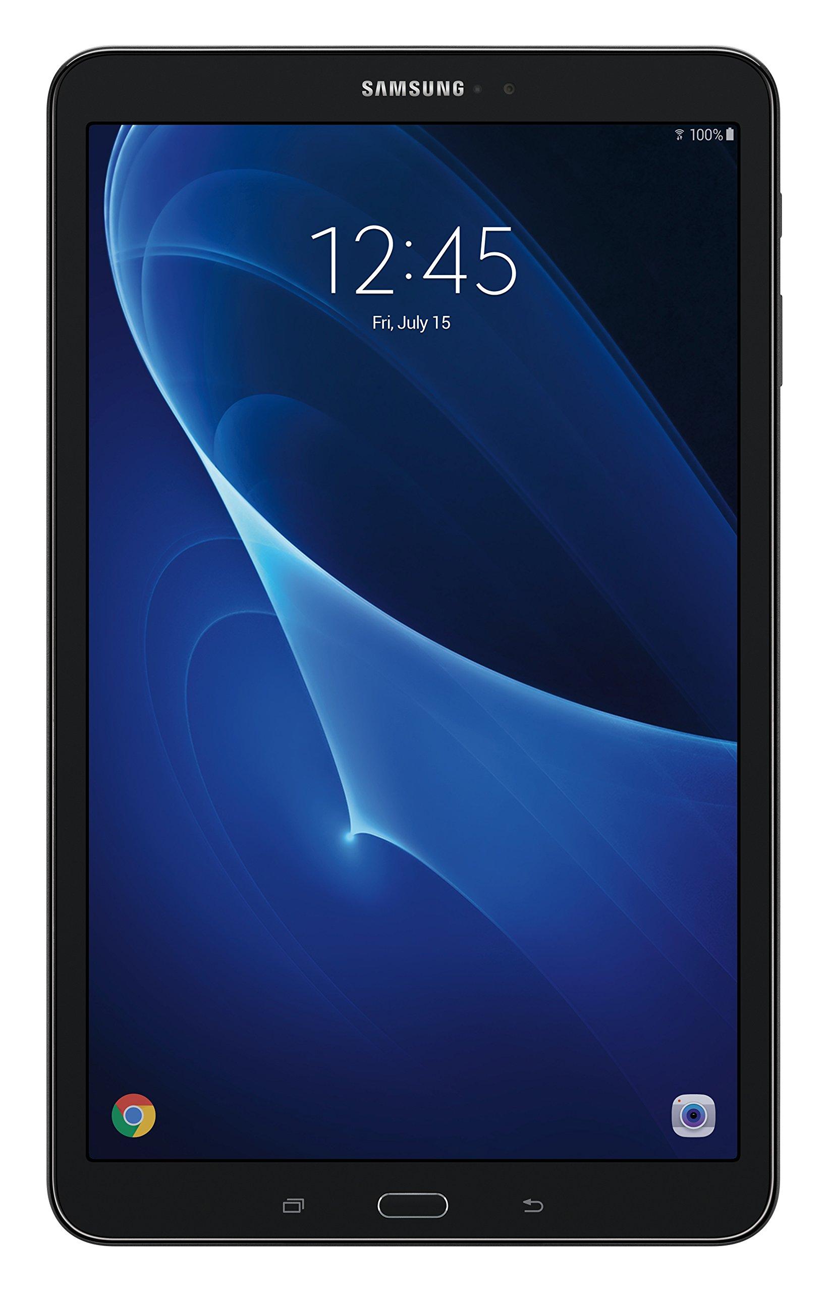 Samsung Galaxy SM T580NZKAXAR 10 1 Inch Tablet