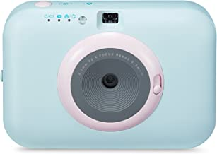 LG Pocket Photo Snap Instant Camera - Sky Blue (PC389S)