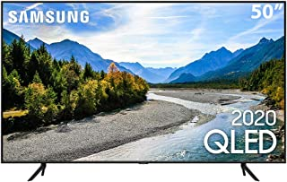 "Smart TV 4K QLED 50"" Samsung QN50Q60TAGXZD"