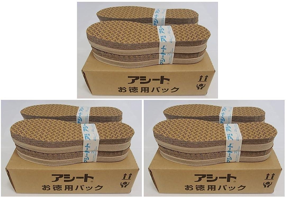 アシートOタイプお徳用パック120足パック (24.5~25cm 女性パンプス用)