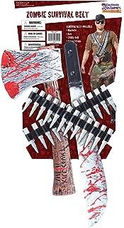 California Costumes Men's Zombie Hunter Kit