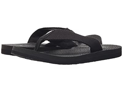 Sanuk Yogi 4 (Blackout) Men