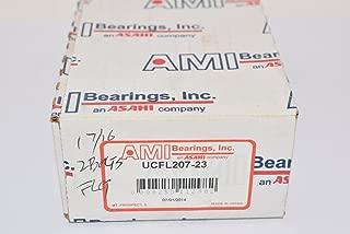 AMI Bearings UCFL207-23 1-7/16