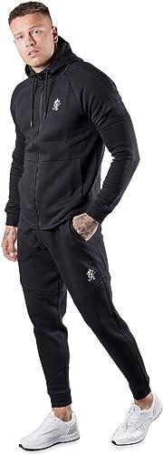 Gym King - SurvêteHommest - Manches Longues - Homme Noir Noir