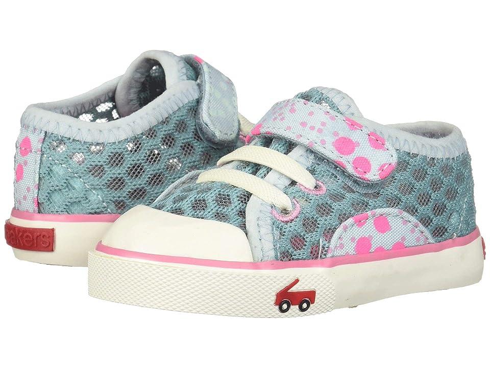 See Kai Run Kids Saylor (Toddler/Little Kid) (Aqua) Girl