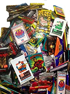 comic book trading cards