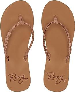 bea99afde62 Roxy Women s Costas Sandal Flip-Flop