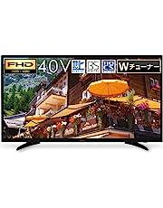 アイリスオーヤマ 40V型 液晶テレビ フルハイビジョン LT-40A420 外付HDD対応 LUCA 40インチ