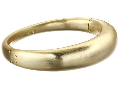 Kendra Scott Kaia Bangle Bracelet (Gold Metal) Bracelet