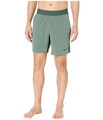 Nike Flex Shorts Active (Galactic Jade/Silver Pine/Black) Men
