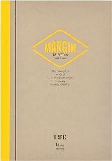 ライフ ノート MARGIN A5 黄 N710