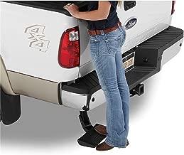 Bestop 75306-15 Rear-Mount Trekstep for 2009-2018 Dodge Ram 1500 (Without Dual Exhaust) & 2011-2018 Ram 2500/3500