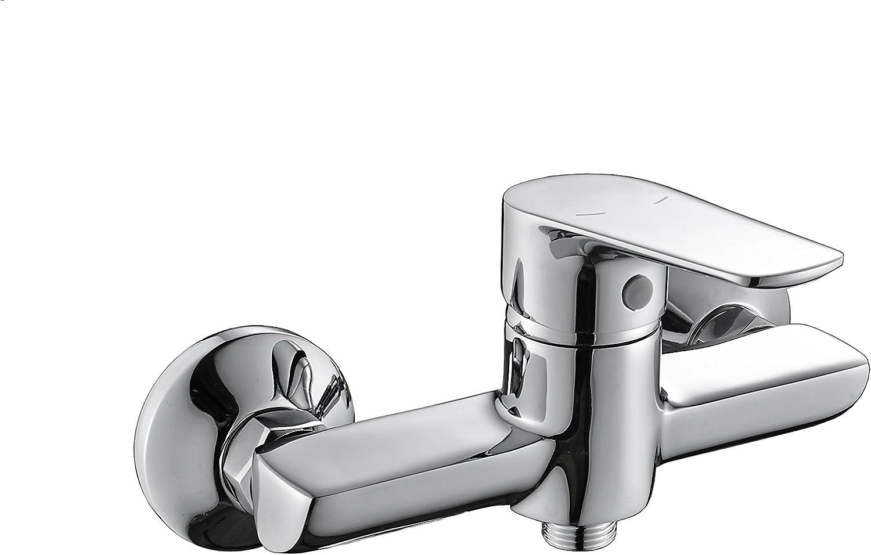 Aquagrif 01?fly300cr Shower Mixer, Chrome