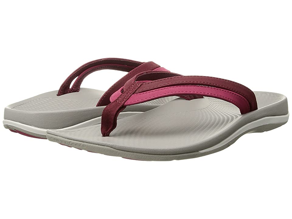 Superfeet Rose (Sangria/Lunar Rock) Women
