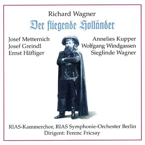 Der fliegende Holländer by Ferenc Fricsay on Amazon Music ...