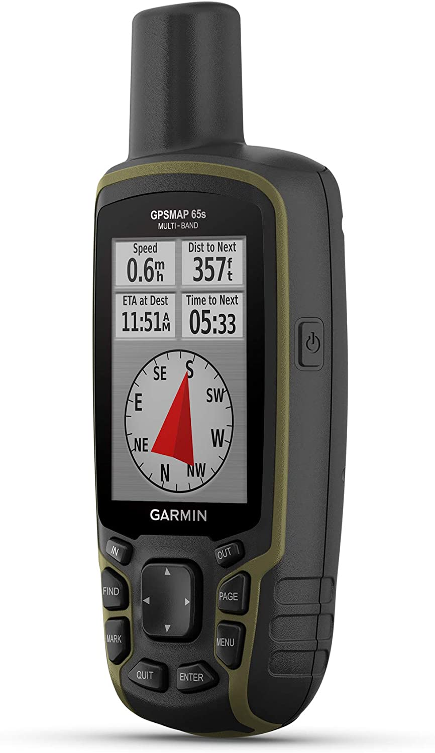 Garmin GPSMAP 65s Button-Operated Handheld Altimeter C Industry No. 1 Limited time trial price with and