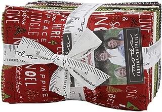 Sweetwater Merry Starts Here 31 Fat Eighths Moda Fabrics 5730F8