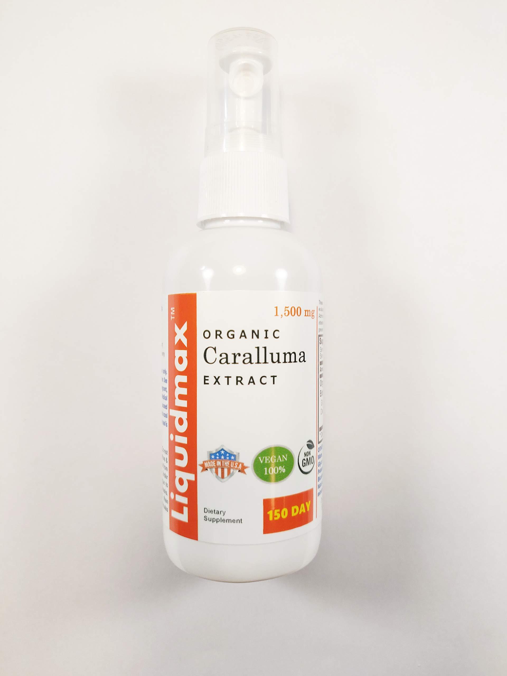 Organic Caralluma Fimbriata Extract 500