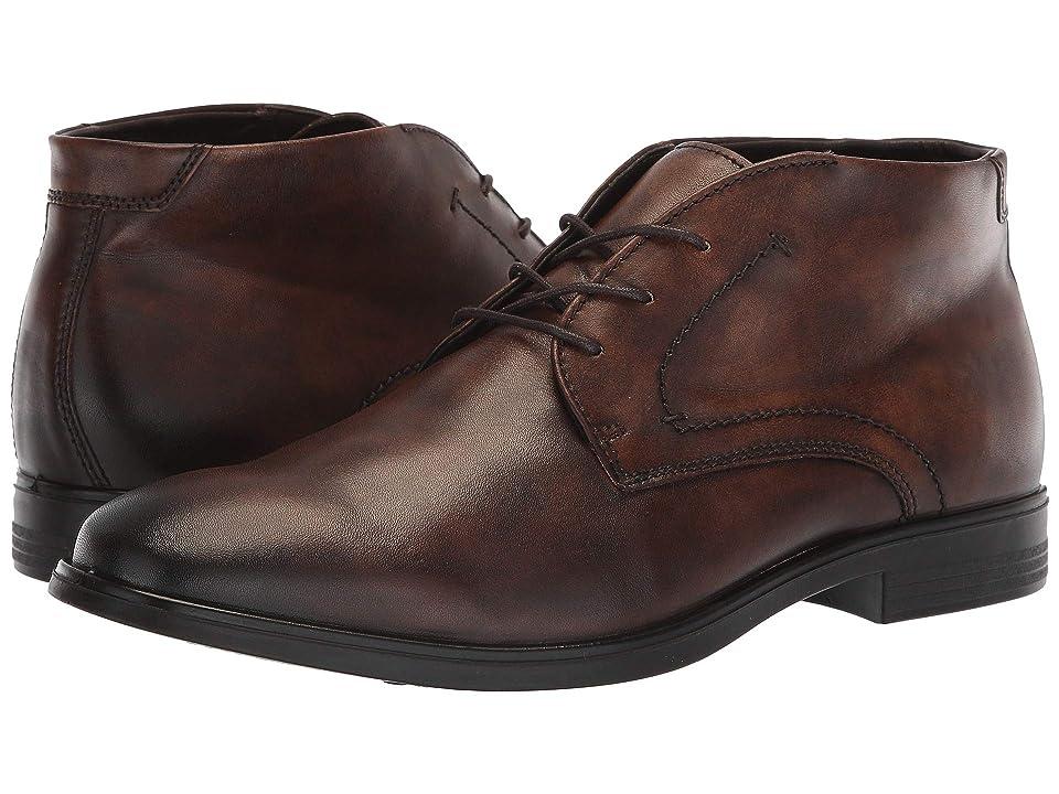 ECCO Melbourne Boot (Cocoa Brown) Men