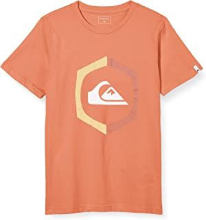 Quiksilver Sure Thing - Camiseta para Chicos 8-16 Screen tee Niños