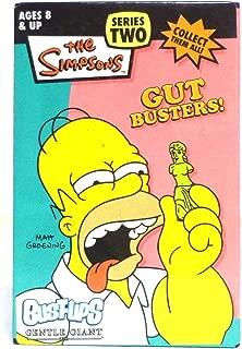 Gentle Giant - Simpsons Bust Ups series 2 - Homer
