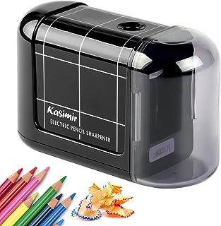 Kasimir Taille Crayon Electrique Professionnel Batterie Automatique Taille Crayon..
