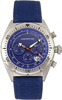 Morphic - 5311, M53 Series reloj de pulsera para hombre